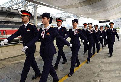 贵阳铁路学校乘务专业的前景如何