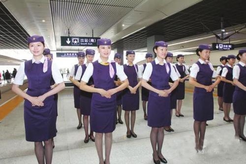 重庆选择高职高铁服务专业怎么样