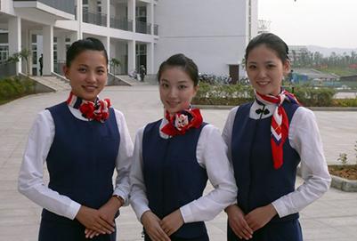 贵阳航空学校,空乘人员工资怎么算的
