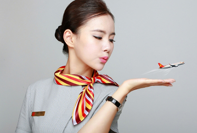 成都航空乘务学校告诉你空姐前景如何