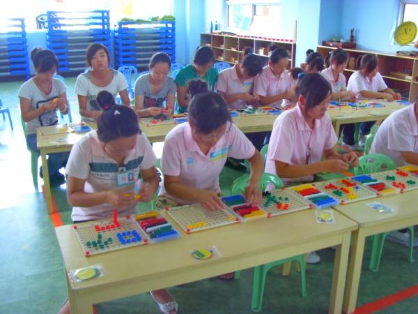 初中生在重庆幼师学校怎么样学好幼师专业