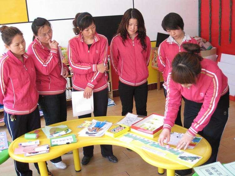 重庆师范大学幼师学校特色课程有哪些