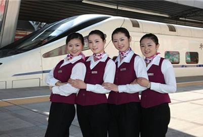 重庆铁路学校五年制高铁专业就业如何