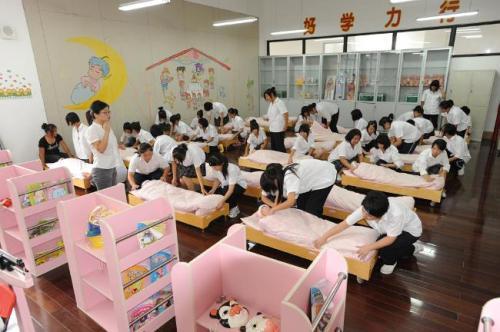 重庆幼师师范学校学前教育专业好不好就业