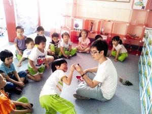 重庆幼师学校男幼师的就业优势有哪些