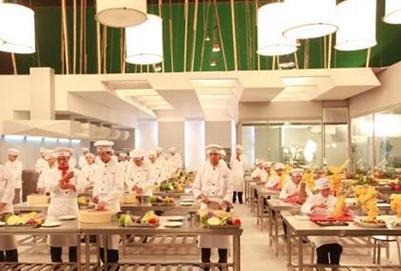 成都厨师学校中式烹调专业