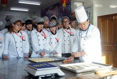 成都厨师烹饪学校